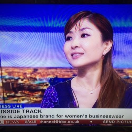 ロンドン起業挑戦記 Vol.25BBC business newsでkay meが取り上げられました!