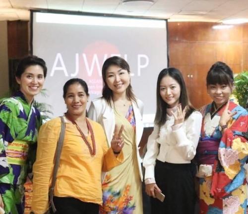 日ASEANイベントに登壇いたしました