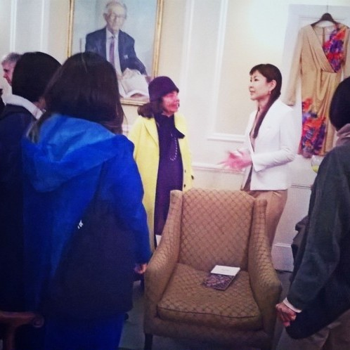 Daiwa Foundation in LONDONにてスピーチをさせていただきました