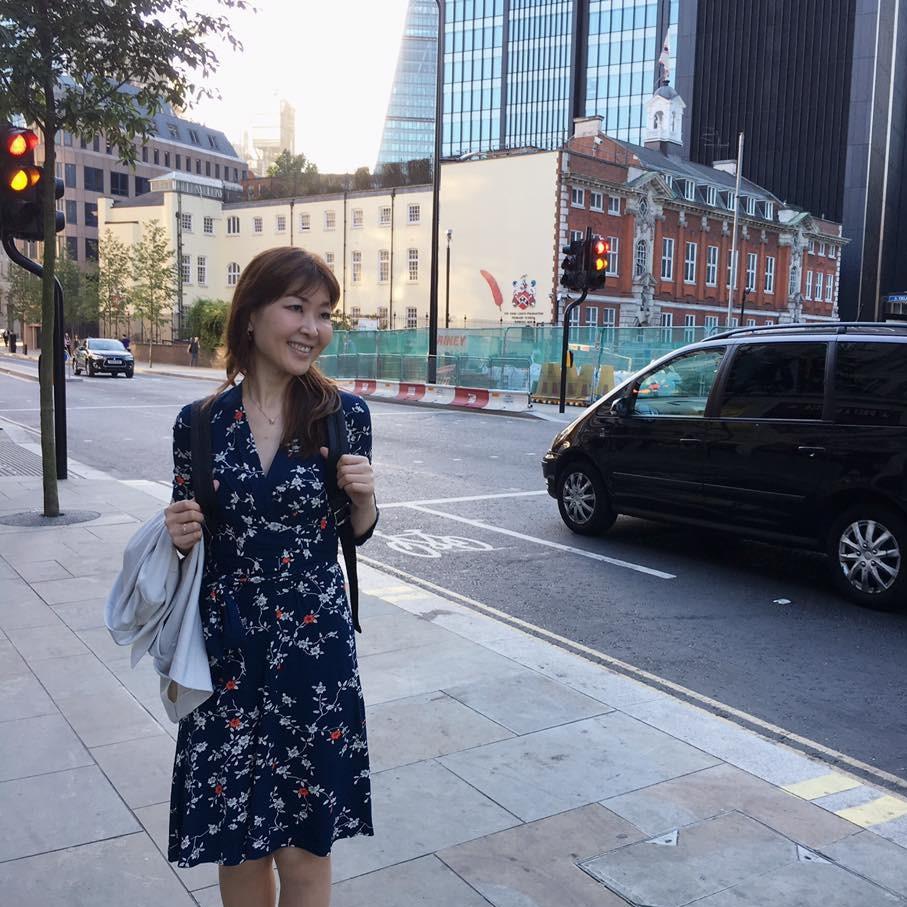 代表毛見のロンドン挑戦記Vol.6