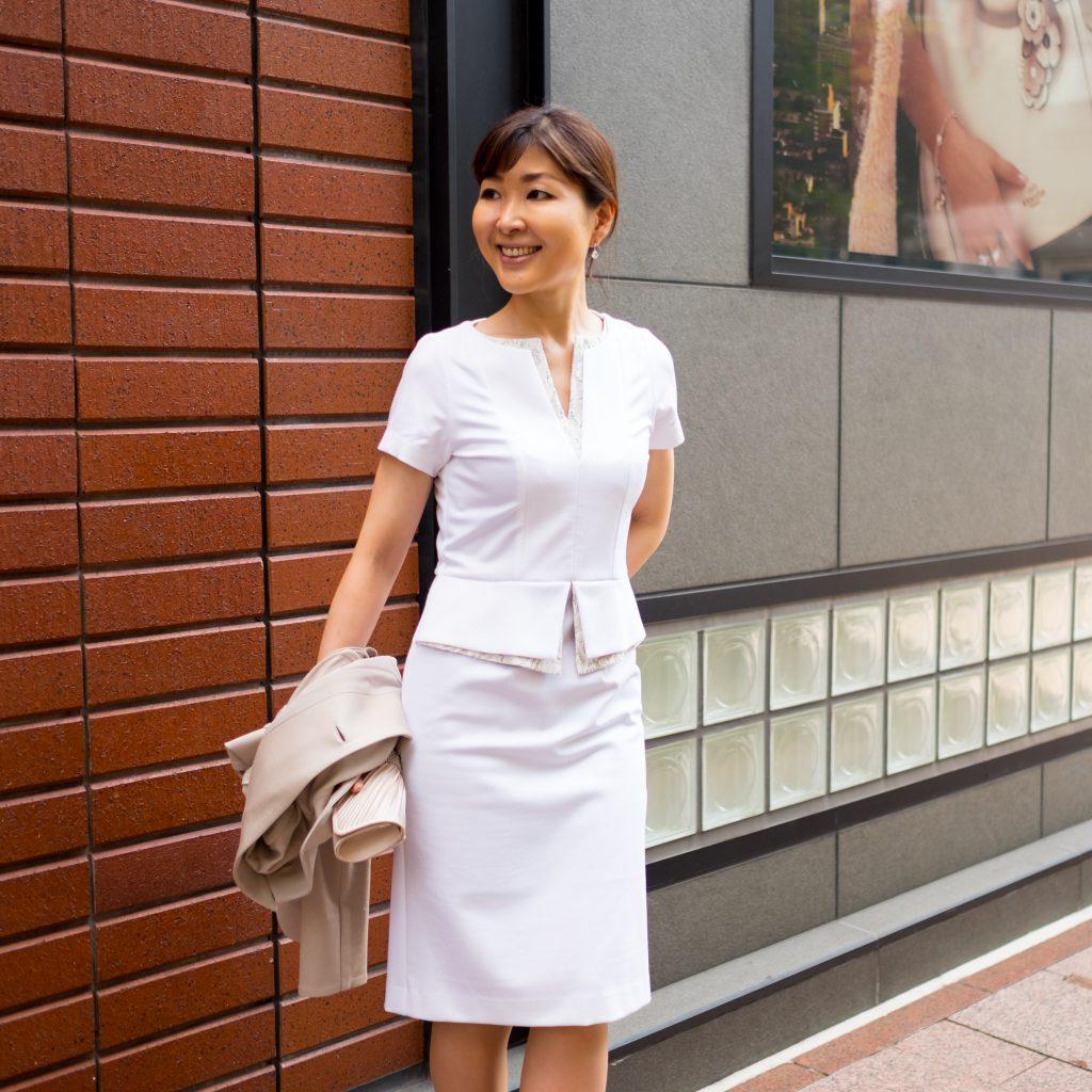 お洋服を超えて -beyond the clothing-